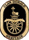 Clan Donald Heritage Logo